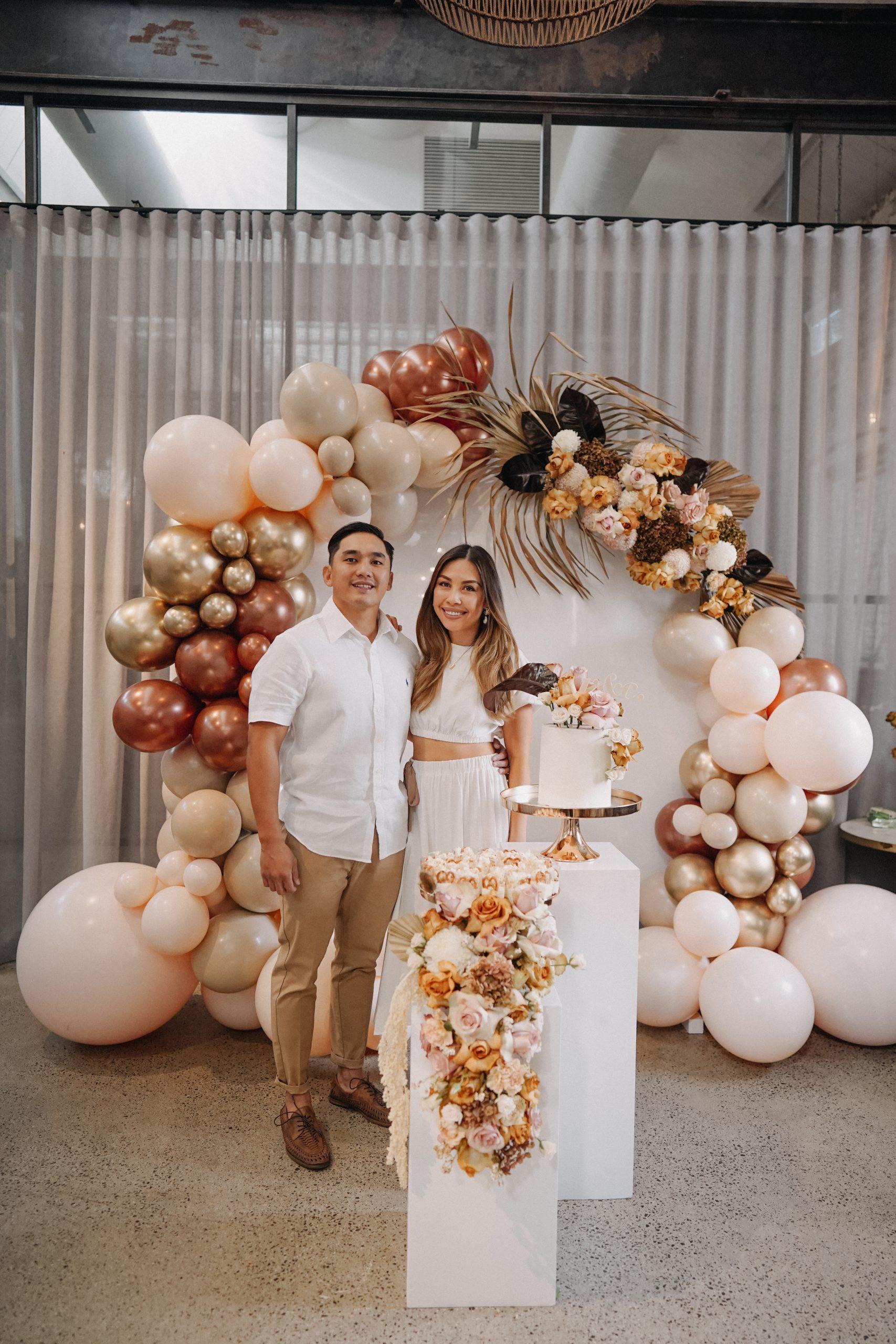 Vivian & Cleo's Engagement Party
